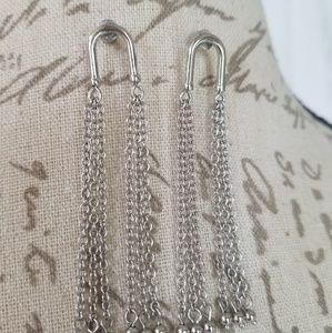 Waterfall Tassel Earrings